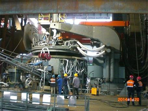 direct arc electric furnace - CHNZBTECH.jpg